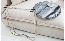 Designer Beistelltisch MARMO SILVER- NATIVO™ Möbel Schweiz