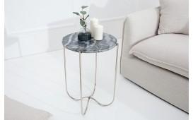 Tavolino d'appoggio di design MARMO GREY M