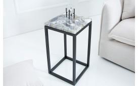 Tavolino d'appoggio di design DUO BLACK