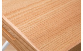 Designer Beistelltisch LAVET OAK WHITE- NATIVO™ Möbel Schweiz