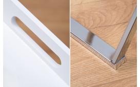 Designer Beistelltisch LAVET WHITE SILVER-NATIVO™ Möbel Schweiz