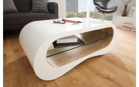 Table basse Design FLOW OAK