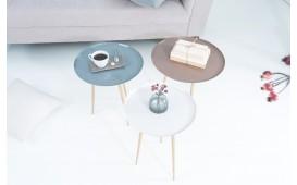 Designer Beistelltisch TRIPLE SET 3- NATIVO™ Möbel Schweiz