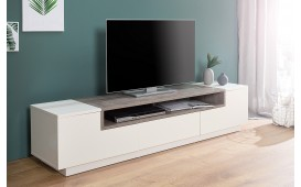 Designer Lowboard STATE CONCRETE 180 cm- NATIVO™ Möbel Schweiz