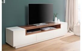 Designer Lowboard STATE WALNUT 180 cm