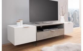 Designer Lowboard DUO CONCRETE 160 cm- NATIVO™ Möbel Schweiz