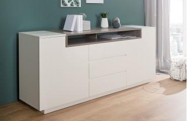 Designer Sideboard State Concrete 180 Cm Einfach Und Günstig Online