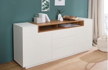 Designer Sideboard State Oak 180 Cm Einfach Und Gunstig Online Kaufen
