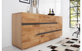 Designer Sideboard GOTAMA OAK 170 cm
