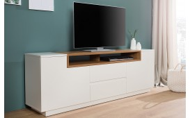 Designer Sideboard STATE II OAK 180 cm
