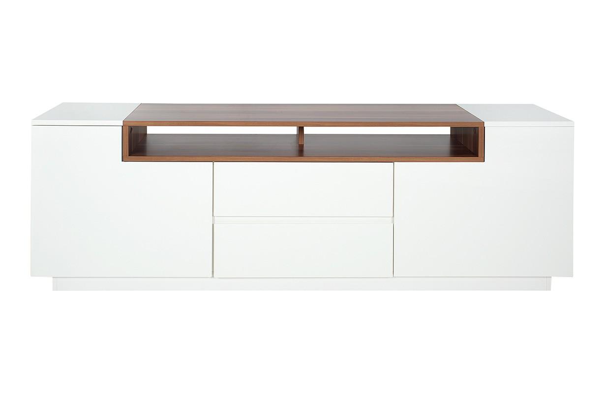Designer Sideboard State Ii Walnut 180 Cm Einfach Und Günstig Online