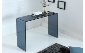 Console Design CLEAR ANTRACITE 100 cm