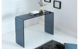 Designer Konsole CLEAR ANTRACITE 100 cm