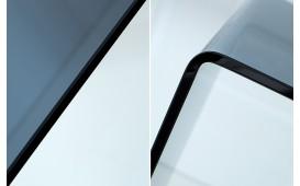 Consolle di design CLEAR ANTRACITE 100 cm