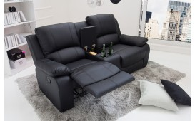 Fauteuil Lounge CINEMA BLACK