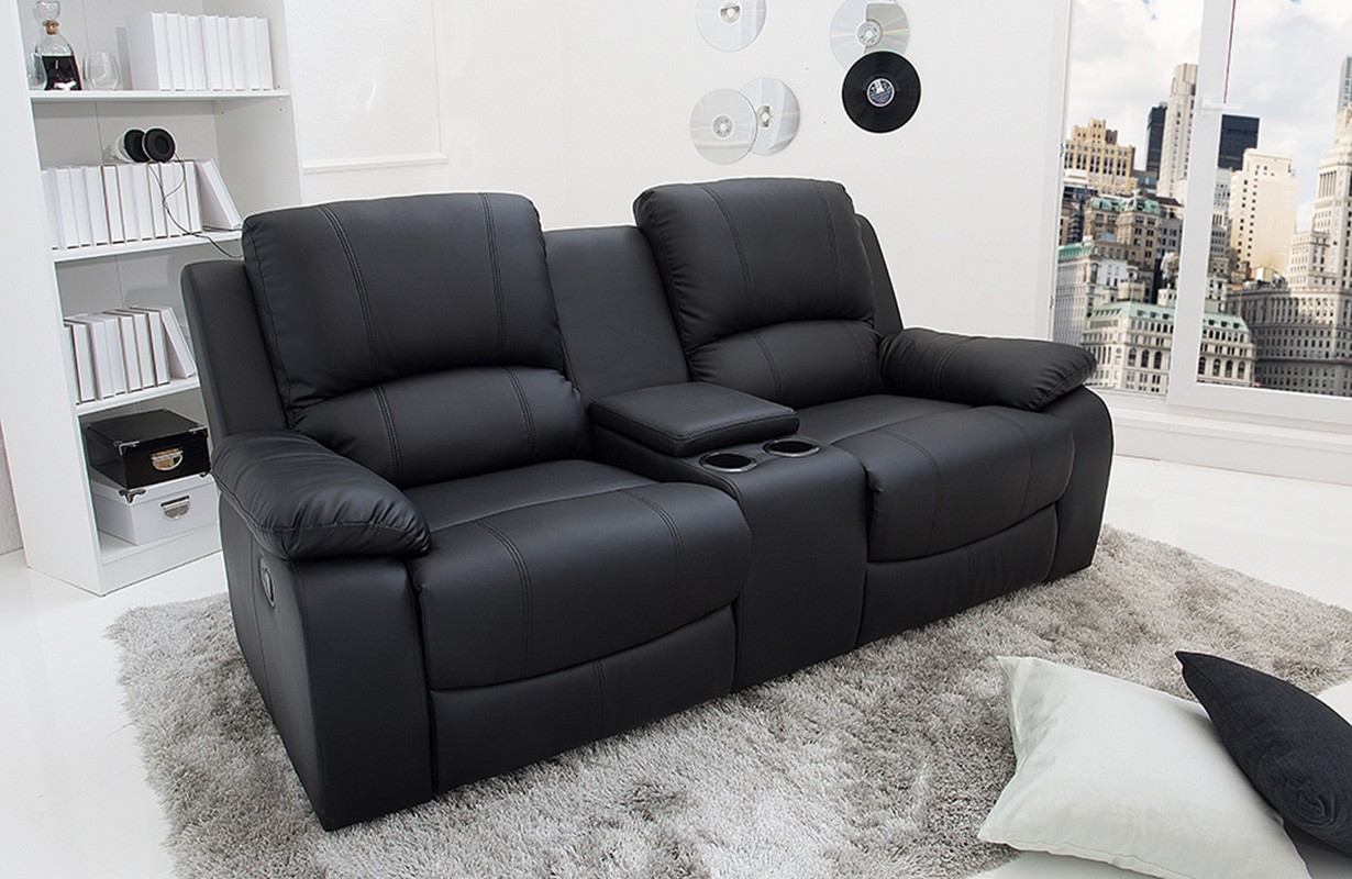 lounge sessel cinema black designer bei nativo m bel
