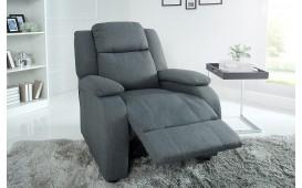 Designer Lounge Sessel AMERICANA GREY