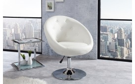 Poltrona Lounge STYLE WHITE