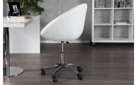 Designer Lounge Sessel STYLE ROLL WHITE NATIVO™ Möbel Schweiz