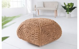 Pouf di design BOHO STAR COFFEE