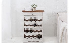 Etagère Design WINE WHITE
