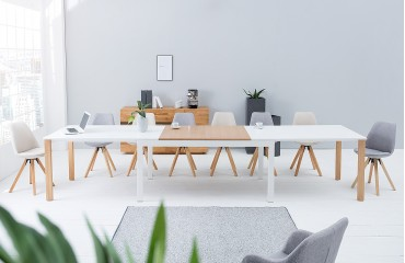 Designer Esstisch THIO 180-420 cm NATIVO™ Möbel Schweiz