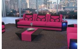 Divano di design a 3 posti AVENTADOR con illuminazione a LED