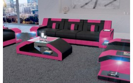 Canapé Design 3 places MATIS avec éclairage LED