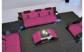 3 Sitzer Sofa MATIS mit LED Beleuchtung NATIVO™ Möbel Schweiz