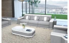 3 Sitzer Sofa CESARO mit LED Beleuchtung NATIVO™ Möbel Schweiz