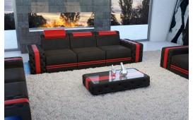 Canapé Design 3 places IMPERIAL avec éclairage LED