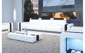 3 Sitzer Sofa IMPERIAL mit LED Beleuchtung NATIVO™ Möbel Schweiz