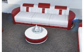 Divano di design a 3 posti ATLANTIS con illuminazione a LED