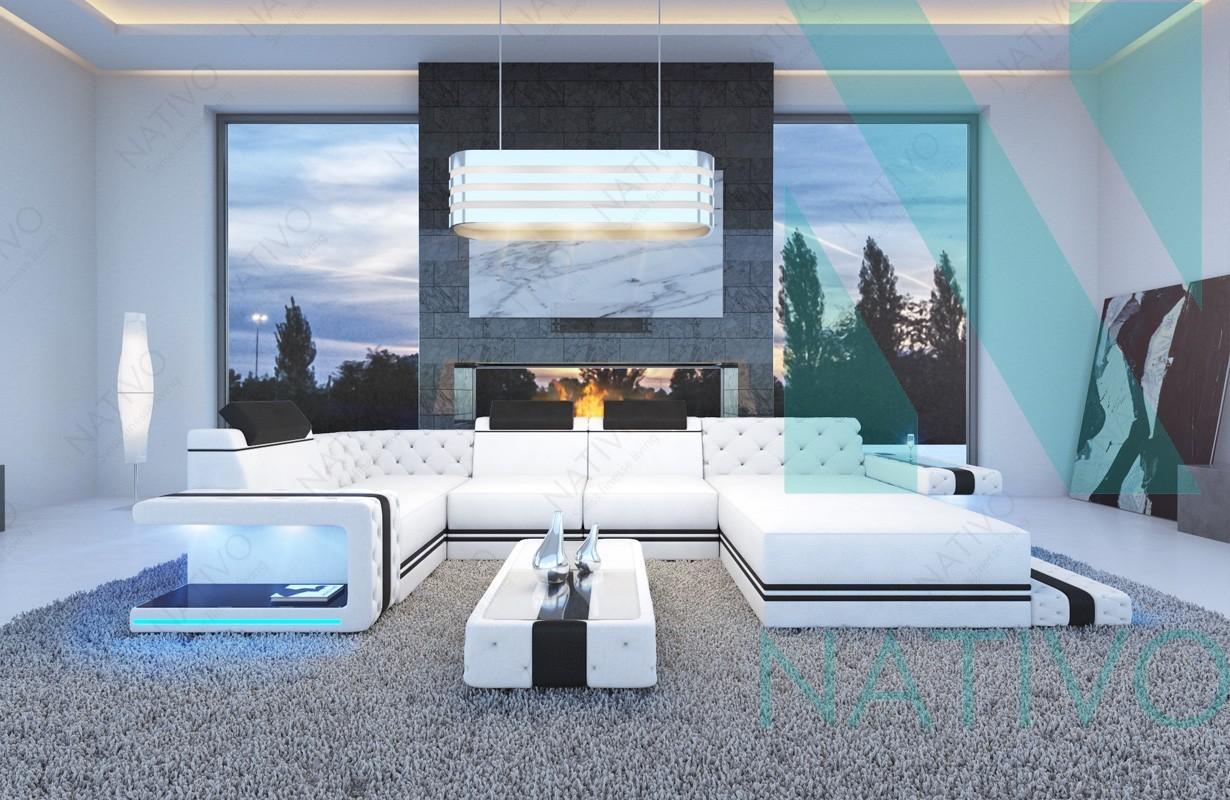 designer ledersofa imperial xl bei nativo m bel schweiz g nstig kaufen. Black Bedroom Furniture Sets. Home Design Ideas