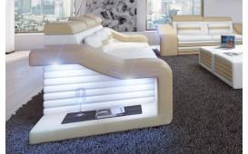 3 Sitzer Sofa MIRAGE mit LED Beleuchtung NATIVO™ Möbel Schweiz