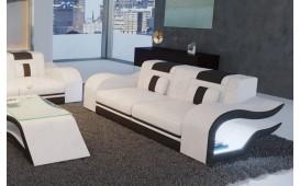 Divano di design a 2 posti HERMES con illuminazione a LED