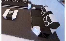 2 Sitzer Sofa AVENTADOR mit LED Beleuchtung NATIVO™ Möbel Schweiz
