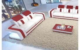 Canapé Design 2 places SPACE avec éclairage LED