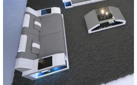 2 Sitzer Sofa MATIS mit LED Beleuchtung NATIVO™ Möbel Schweiz