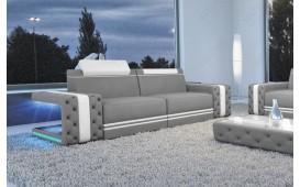 Canapé Design 2 places IMPERIAL avec éclairage LED