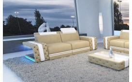 Divano di design a 2 posti IMPERIAL con illuminazione a LED