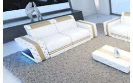 2 Sitzer Sofa IMPERIAL mit LED Beleuchtung NATIVO™ Möbel Schweiz