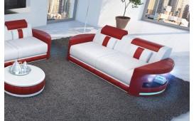 4194b1b392bee1 2 Sitzer Sofa ATLANTIS mit LED Beleuchtung NATIVO™ Möbel Schweiz