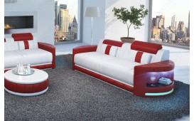 2 Sitzer Sofa ATLANTIS mit LED Beleuchtung NATIVO™ Möbel Schweiz