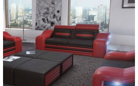 2 Sitzer Sofa MIRAGE mit LED Beleuchtung NATIVO™ Möbel Schweiz