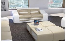 Canapé Design 2 places MIRAGE avec éclairage LED