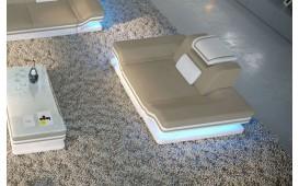 Sessel ROUGE mit LED Beleuchtung & USB Anschluss NATIVO™ Möbel Schweiz