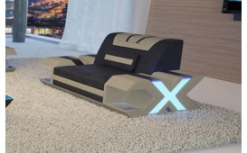 Sessel MYSTIQUE mit LED Beleuchtung & USB Anschluss