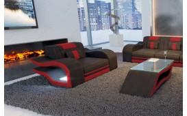 Poltrona di design HERMES con illuminazione a LED
