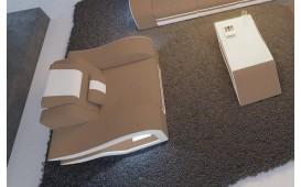 Sessel HERMES mit LED Beleuchtung NATIVO™ Möbel Schweiz